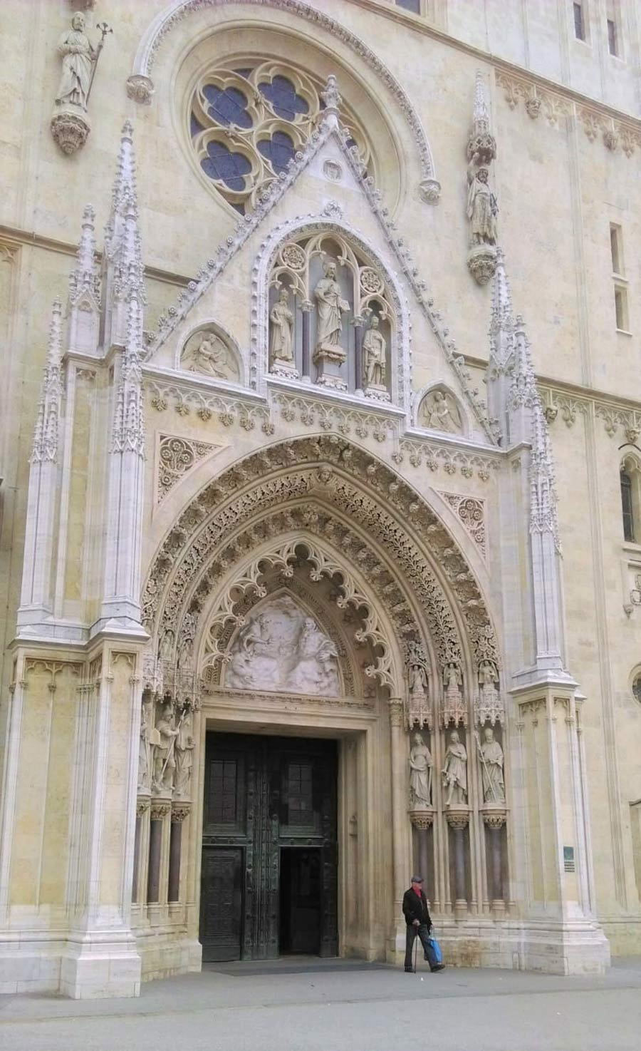 Posjet Zagrebackoj Katedrali