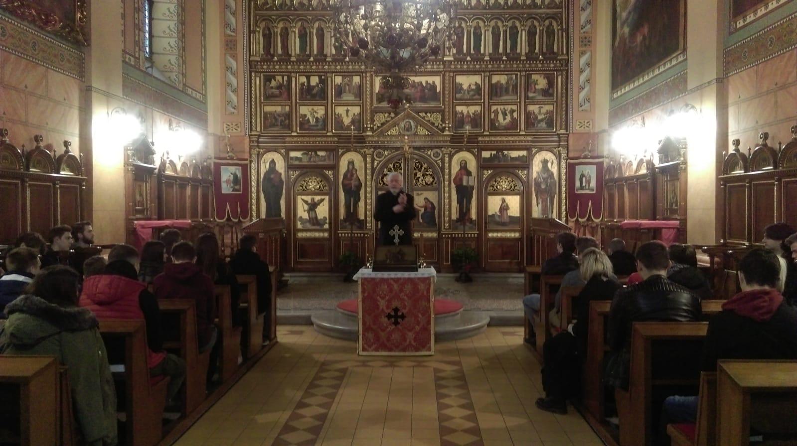 posjet grkokatoličkoj crkvi i sinagogi - 1
