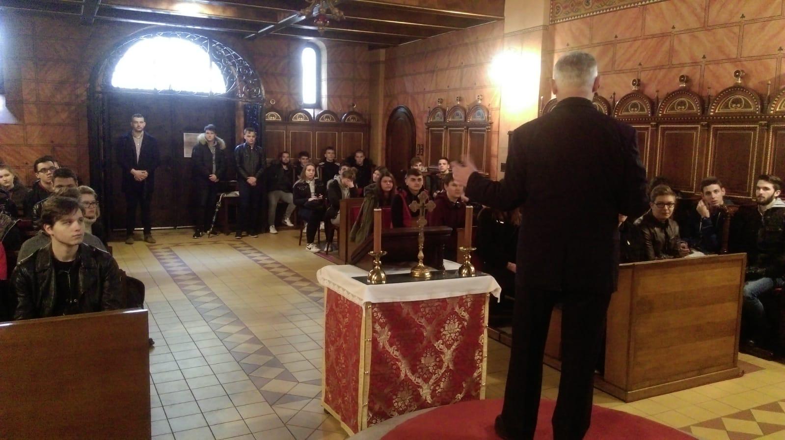 posjet grkokatoličkoj crkvi i sinagogi - 2